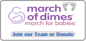 March of Dimes - Join our Team or Donate