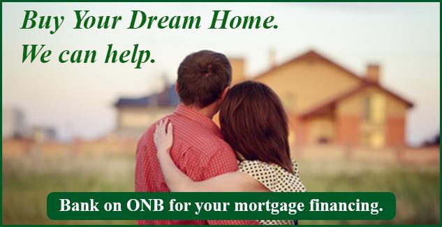 ONB Mortgage Financing