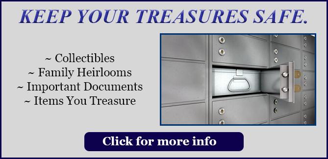 ONB Safe Deposit Box
