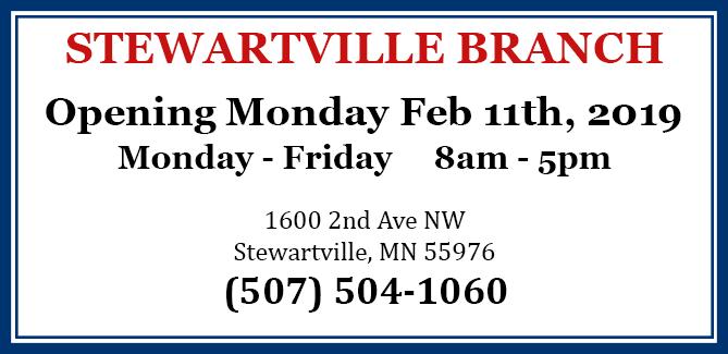Stewartville Branch